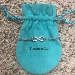 Tiffany & Co infinity bracelet